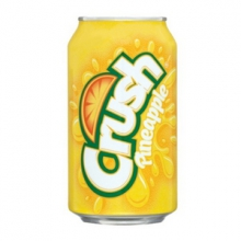 Crush Pineapple, 0.355l, США